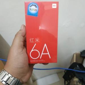 Xiaomi Redmi 6a Grey Ram 2 16 Tokopedia