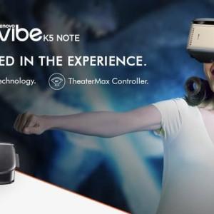 Vr Box Lenovo Original Kompetible Semua Hp Tokopedia