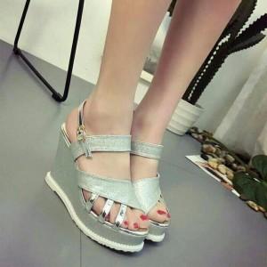 Sepatu Sandal Wanita Hb6632 Tokopedia