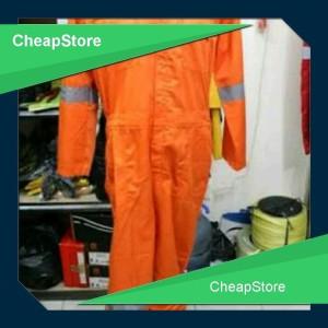 Werpack Safety Baju Terusan Tokopedia