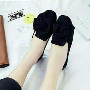 Sepatu Flat Wanita Terbaru Fs453 Tokopedia