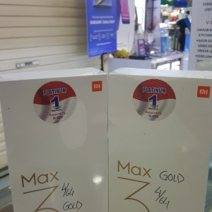Xiaomi Mi Max 3 Ram 4gb Rom 64gb Tokopedia