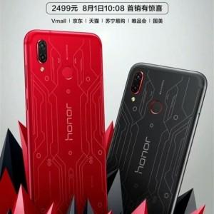 Huawei Honor Play Special Edition 64gb Ram 4gb Gpu Turbo Gaming Smartphone New Bnib Ori Tokopedia