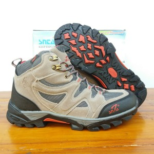 Sepatu Hiking Snta 491 Outdoor Tokopedia