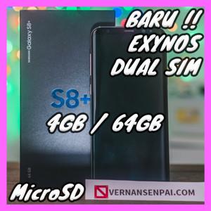 Samsung S8 Plus 64gb Second Tokopedia