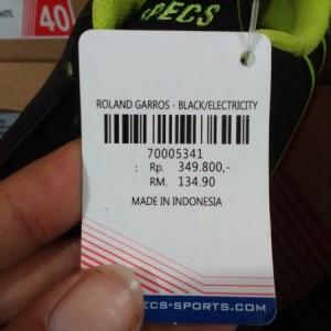 Sepatu Tenis Specs Roland Garros Tokopedia
