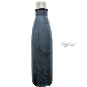 Botol Minum Stainless Swell 500ML | Termos Motif Kayu | 1215