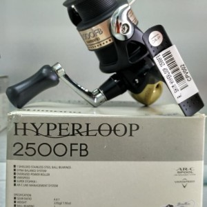 Reel Shimano Hyperloop 2500 Fb Harga Murah Tokopedia