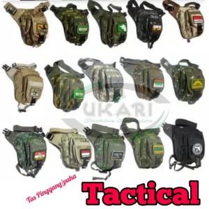 Tas Paha Tactical Army Tas Hp Tokopedia