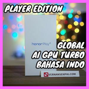 Huawei Honor Play Gpu Turbo 64gb Original Gaming Smartphone Brandnew Segel Aryastore Tokopedia
