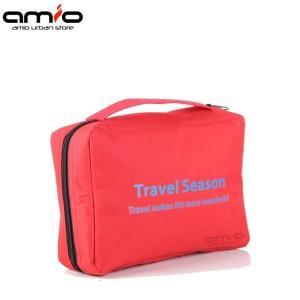 Promo Travel Mate Toilet Organizer Bag Travel Bag Tas Kosmetik Mandi Tokopedia