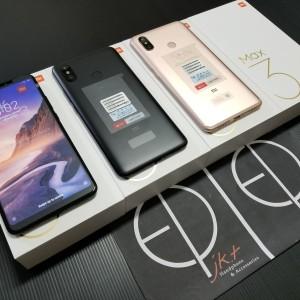 Xiaomi Mi Max 64gb Rom 3gb Garansi Distrbutor 1 Tahun Tokopedia