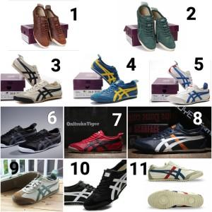 Sepatu Onitsuka Tiger Tokopedia