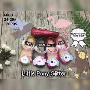 Sepatu Anak Perempuan Little Pony Twin Tokopedia