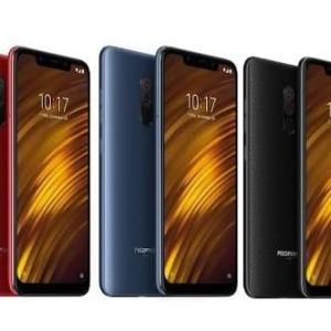 Xiaomi Pocophone F1 Tam Garansi Resmi Tokopedia