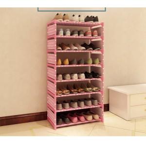 Rak Sepatu Delapan Susun Tokopedia
