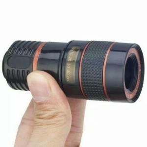 Lensa Hp Telescope 8x Zoom Universal Tokopedia