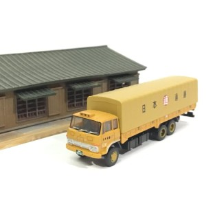 Tomytec Truck Collection Vol 3 Mitsubishi Fuso Heavy Truck Nippon