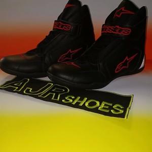 Sepatu Drag Hitam Polos Tokopedia