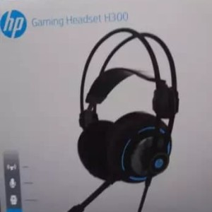 Headset Gaming Hp H300 Tokopedia