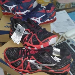 Sepatu Mizuno Wave Tornado 9 Tokopedia
