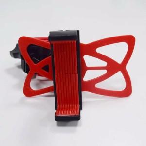 Holder Hp Smartphone Handlebar Sepeda 360 Degree Tokopedia