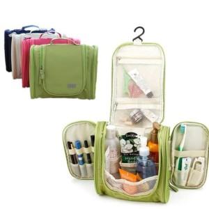 Tas Sampo Sabun Tas Kosmetik Alat Makeup Travel Bag Travel Organizer Tokopedia