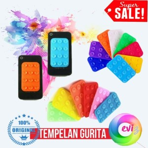 Holder Gurita Tempelan Stand Hp Tokopedia