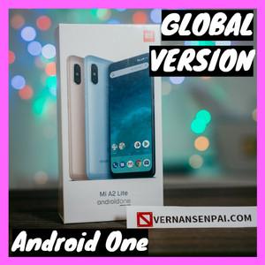 Xiaomi Mi A2 Lite Global Android One Ram 3gb Internal 32gb Bnib Segel Tokopedia