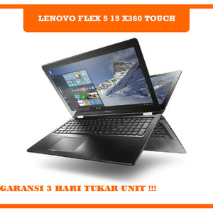 Lenovo Flex 5 15 X360 Intel Core I7 8550u 16gb 1tb 256gb Gt940mx 2gb Tokopedia