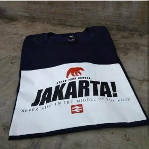 Jual Tshirt banu kaos persija jakarta the jak jakartans ultras awaydays bd0be2a0ed