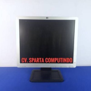 Monitor Lcd 17 In Hp 1740 Kotak Tokopedia