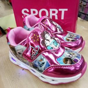 Sepatu Anak Cewek Import Frozen Tokopedia