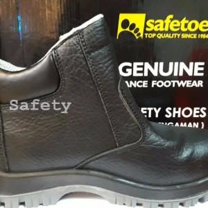 Sepatu Safety Safetoe Vulpecula Tokopedia