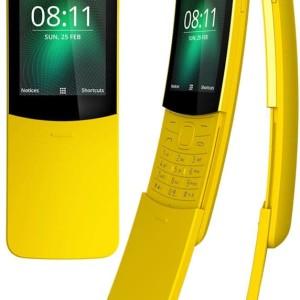 Nokia 8110 4g New Original Tokopedia