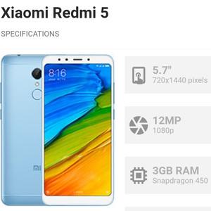 Xiaomi Redmi 5 Plus Tokopedia