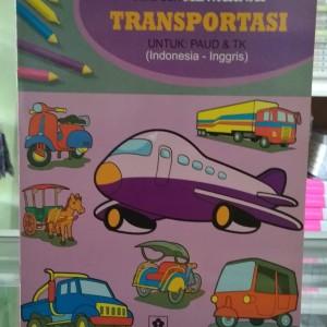 Produk Paud Mewarnai Transportasi Harga Bersatu Webid