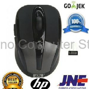 Mouse Hp Laverock 2 4g Wireless Optical Mouse Worth Tokopedia