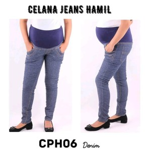 Celana Panjang Hamil Jegging Cph06 Tokopedia