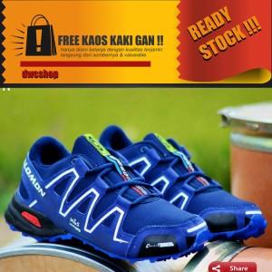 Sepatu Salomon Abu Tokopedia