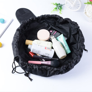 Tas Kosmetik Travel Lazy Makeup Pouch Cosmetic Tokopedia