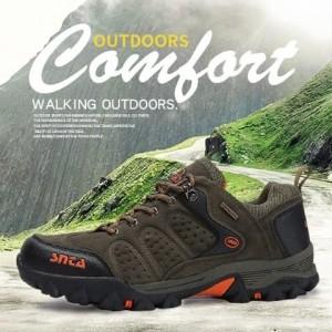 Sepatu Gunung Snta 432 Sepatu Hiking Snta 432 Sepatu Tracking Snta Sepatu Outdoor Snta Tokopedia