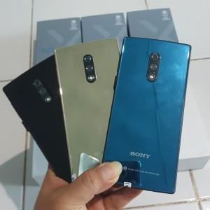 Xperia Xz1 Au Malaysia Clone New 2018 Tokopedia
