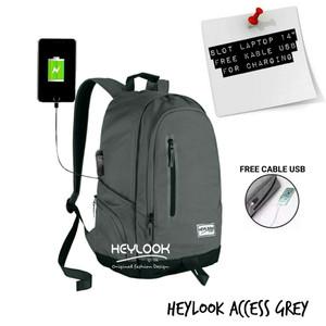 Tas Ransel Sekolah Tas Laptop Tas Kerja Kuliah Bacpack Tokopedia
