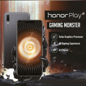 Huawei Honor Play 64gb Ram 4gb Gpu Turbo Gaming Smartphone New Bnib Ori Tokopedia