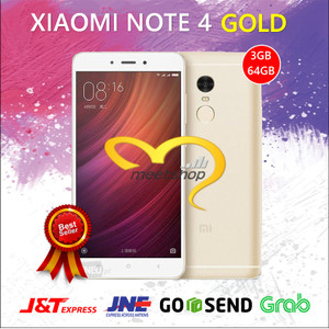 Xiaomi Redmi Note 4g Ram 2gb Rom 8gb Tokopedia