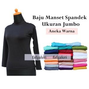 Baju Manset Bahan Jersey Tokopedia