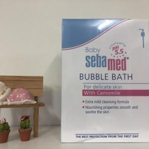 Sebamed Baby Bubble Bath 1000ml Harga Promo Tokopedia