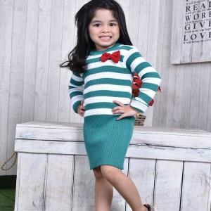 Baju Anak Perempuan Dress Anak Baju Pesta Gaun Pesta Anak Import Tokopedia