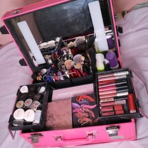 Sonia Miller Koper Makeup Beauty Case Tas Kosmetik Terlaris Tokopedia